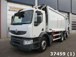 vuilniswagen vrachtwagen Renault Premium 320 DXI Euro 4 2007