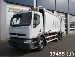 vuilniswagen vrachtwagen Renault Premium 270 DCI Intarder 2005
