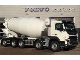 betonmixer vrachtwagen Volvo Betonmixer15m3 Stetter Hybride 2019