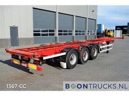 containersysteem oplegger Groenewegen 40-14CC-12-27 20-30-40ft 2000