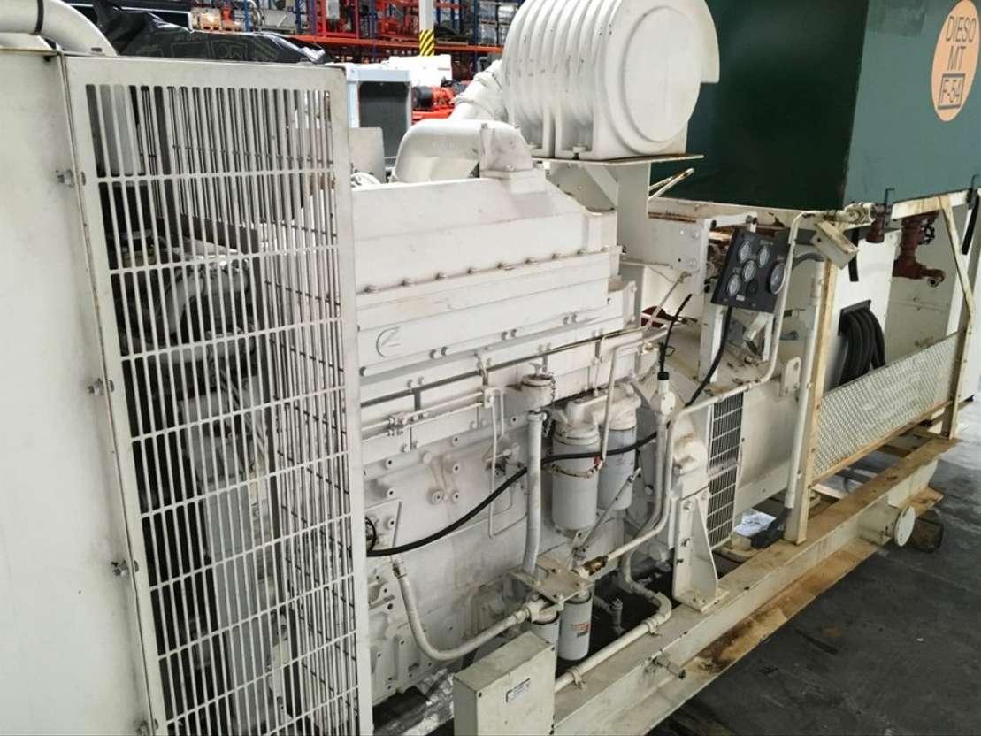 generator Cummins KTA19g2 1990