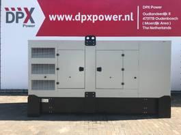 generator Scania Stage IIIA - DC9 - 275 kVA Generator - DPX-17820 2020