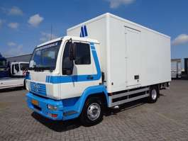 bakwagen vrachtwagen MAN LE 12.180 + Manual  + Lift 2005