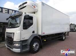 koelwagen vrachtwagen DAF 55 LF 310 18 ton Koel/Vries+Klep Euro 6 2016