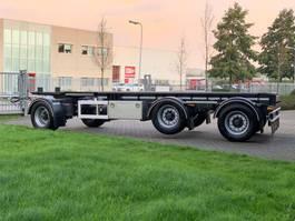 container chassis aanhanger Van Hool Container aanhangwagen 2019