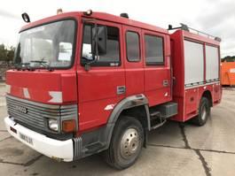 brandweerwagen vrachtwagen Iveco 135-17 1989