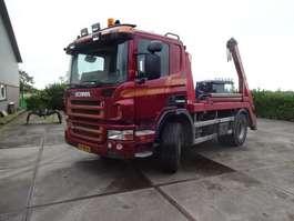 containersysteem vrachtwagen Scania P 380 2009