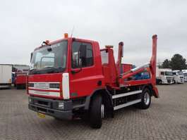 containersysteem vrachtwagen DAF CF 65.240 + MANUAL + Portal system + PTO 2000
