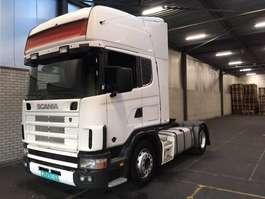 standaard trekker Scania SCANIA 164 580 TOPLINE !!!! 2004