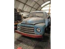 takelwagen-bergingswagen-vrachtwagen Opel Blitz Weichblitz 1960