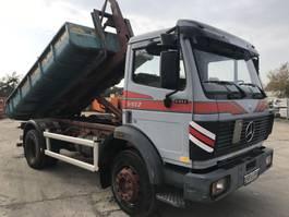 containersysteem vrachtwagen Mercedes Benz SK 1417 **BELGIUM TRUCK-TOPSHAPE** 1990