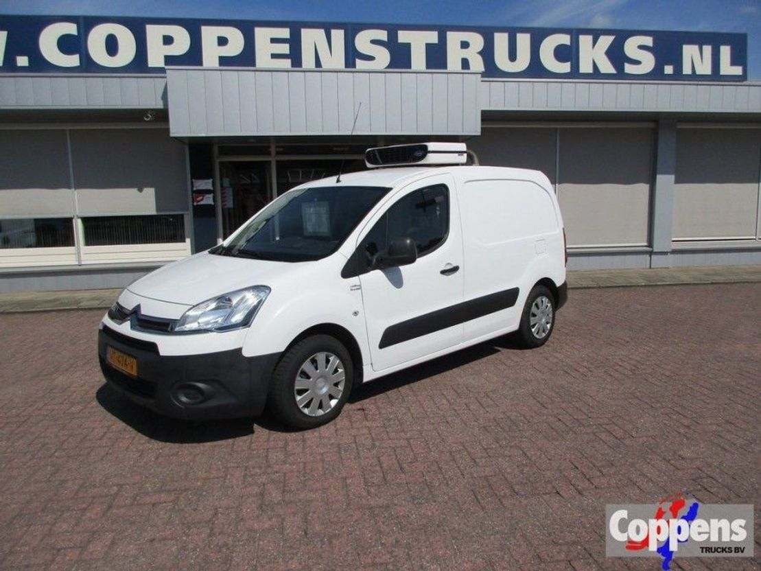 koelwagen bestelwagen Citroen Berlingo 1.6 D Koel/Vries 2013