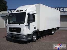 bakwagen vrachtwagen MAN TGL 8.180 Bak+Klep Euro 5 2012