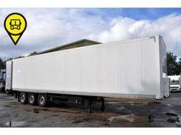 gesloten opbouw oplegger Schmitz Cargobull Schmitz 3-as BOX LIFT-AS 2015