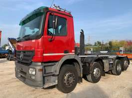 chassis cabine vrachtwagen Mercedes Benz Actros 3241L 8x2 Euro3 2004
