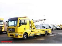 takelwagen-bergingswagen-vrachtwagen MAN TGL 12.210 Omars Doppelstock Bril Lier Euro 4 2009