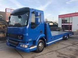 autotransporter vrachtwagen DAF LF45-220 EURO 5 2012