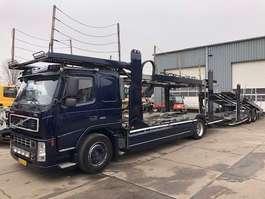 autotransporter vrachtwagen Volvo FM13-400 EURO 5GROENEWOLD AG 2008
