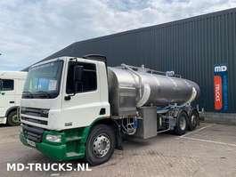 tankwagen vrachtwagen DAF CF 75 310 manual 6x2 INOX 2003