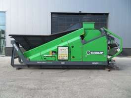 overige bouwmachine Terex Mobile crusher with hookarm system Bison 100 Evoquip 2016