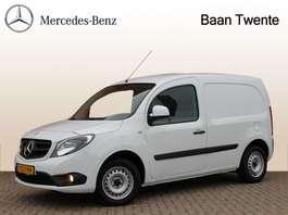 gesloten bestelwagen Mercedes Benz Citan 108 CDI L | Airco, Cruisecontrol, Trekhaak | Certified 24 maanden ... 2018