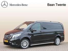 gesloten bestelwagen Mercedes Benz Vito 119 CDI Lang | Sportpakket, LED, Clima, Navi | Certified 24 maanden... 2016