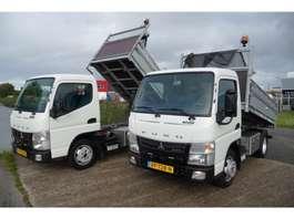 kipper bedrijfswagen Mitsubishi Canter 3S13 3.0 DI 250 trekgew 3500 kg 7-2015 2015
