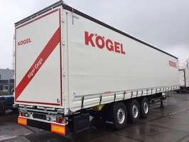 schuifzeil aanhanger Kögel 3 as schuifzeil 2019
