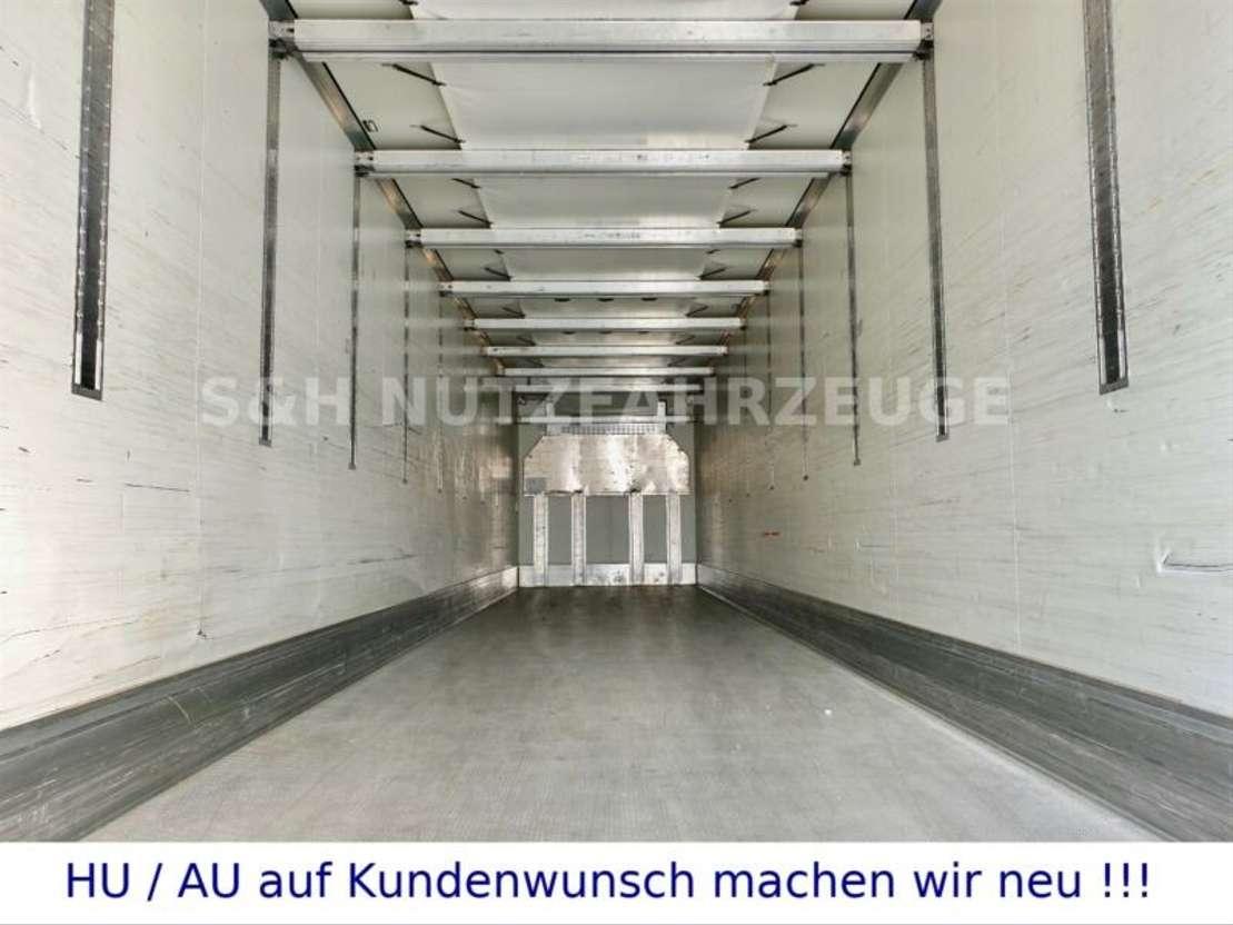 koel-vries oplegger Krone Carrier Vector 1550 Doppelstock 3.000H FRC 02/21 2015