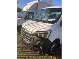 chassis cabine bedrijfswagen Renault Master Chassis Cabine Red Edition
