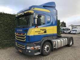 standaard trekker Scania R480 MNA  Retrader euro 5.  €15799 2012