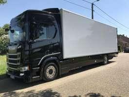 bakwagen vrachtwagen Scania R360 / 2018 / EURO  6 / Bloemen breed / 2018