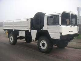 leger vrachtwagen MAN KAT 5T MIL GL  4x4 1979