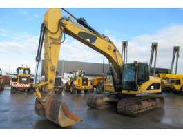 rupsgraafmachine Caterpillar 323D 2008