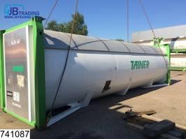 leger vrachtwagen Gofa Gas GBC 42 Gas tank Container 42300 Liter LPG GPL 2001
