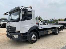 autotransporter vrachtwagen Mercedes Benz Atego 1521 Euro6 2017