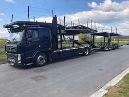 autotransporter vrachtwagen Volvo FM13-460 KASSBOHRER METAGO PRO COMPLETE 2011 2011