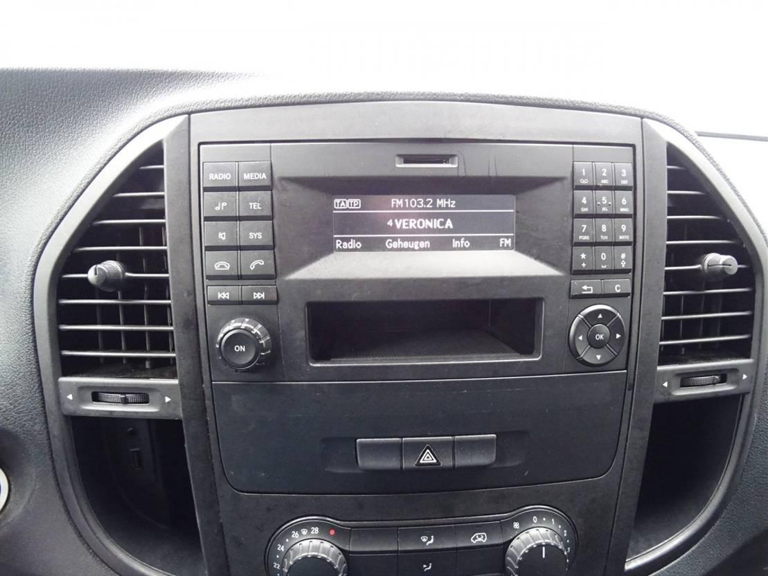 koelwagen bestelwagen Mercedes Benz Vito 111 CDI Lang Koelwagen Airco 2015