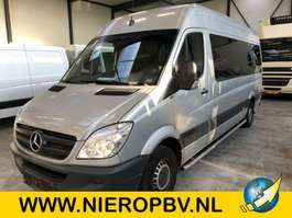 minivan - personenbus Mercedes Benz sprinter 316cdi airco persoon invalide vervoer 2013