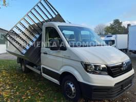kipper bedrijfswagen MAN TGE 5.180  177PS 3-Seitenkipper/3,5t AHK 1,49%NW 2020