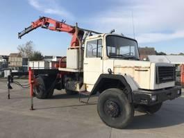 kraanwagen Magirus Deutz 232D19 4x4 V8 **CRANE-GRUE** 1974
