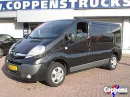 gesloten bestelwagen Opel Vivaro Opel Vivaro 2.0 CDI L1/H1 Ecoflex Automaat 2013