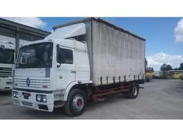 bakwagen vrachtwagen Renault G270 Curtain box 1991