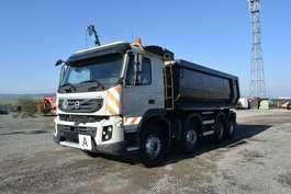kipper vrachtwagen Volvo FMX 460 / 8x4 / Carnehl Kipper / EEV 2012