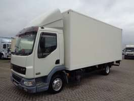 bakwagen vrachtwagen DAF LF 45.150 + Manual + Lift 2006
