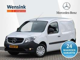 gesloten bestelwagen Mercedes Benz Citan 108 CDI 75 pk L GB   Airco, Cruise-Control, Radio MP3/USB & Blueto... 2018