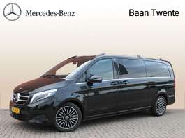 minivan - personenbus Mercedes Benz V-klasse V 220d XL taxi klaar Avantgarde Ed. Distronic, 360 camera | Cer... 2018