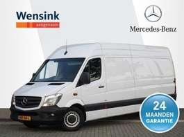 gesloten bestelwagen Mercedes Benz Sprinter 316 CDI 163 pk L3 H2 GB   Airco, Cruise-Control, Stoelverwarmin... 2018