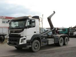 containersysteem vrachtwagen Volvo FMX 460 6x4 Abrollkipper Meiller, Fernbedienung