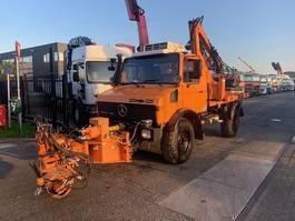 overige vrachtwagens Unimog UN1450 GRASMAAIER 4X4 1997